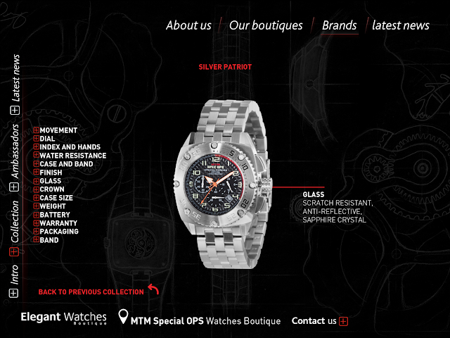 android Elegant Watches Boutique Screenshot 7