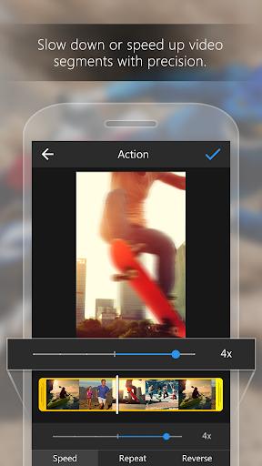 ActionDirector Video Editor - Edit Videos Fast 5.0.1 Screenshots 2