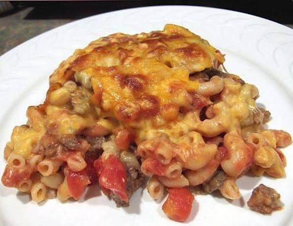 Beefy Cheesy Mac Recipe