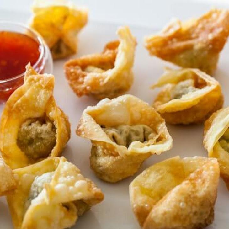 Chinese Fried Wonton