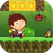 Amazing Jungle World 2D Game