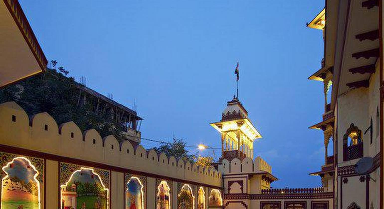 Umaid Bhawan - Heritage Style Hotel