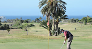 El campo de golf de Almerimar fue el primero en construirse en el año 1976.