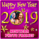 New Year Photo Frames 2019 1.8