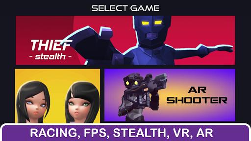 VR AR Dimension - Games 1.75 screenshots 2