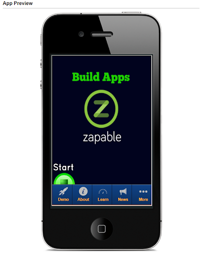 App Creator - Build An App