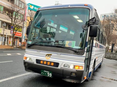 花巻空港線シャトルバス