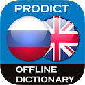 Russian <> English dictionary icon