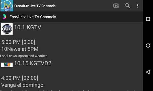 FreeAir.tv: Watch, Pause, Record Live TV anywhere 3.12.01 screenshots 18