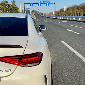 CLSクラス CLS55 cls amg53のカスタム事例画像 テルルートさんの2020年01月01日17:39の投稿