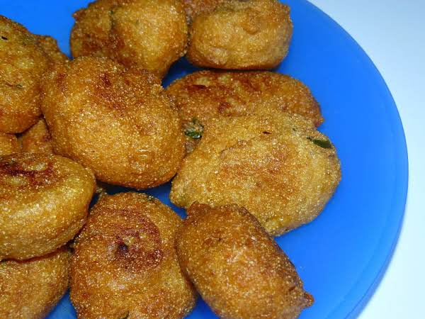 Spiced Hush Puppies Recipe
