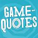 Game of Quotes - Verrückte Zitate - カジュアルゲームアプリ