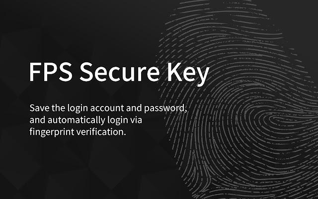 FPS Security Key