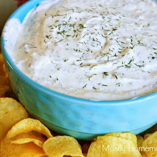 Mayonnaise Dip Chips Recipes.
