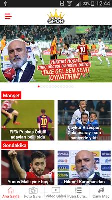 KralSpor - screenshot