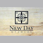 Logo of New Day Meadery Shelby Blue Ribbon