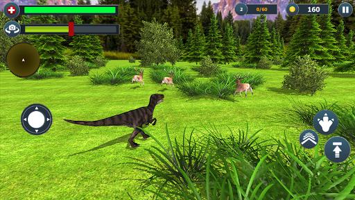 Dinosaur Simulator Free apkpoly screenshots 4