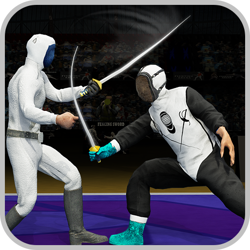 Fencing Sword Fight 2018: Pro Swordsmanship Combat Icon