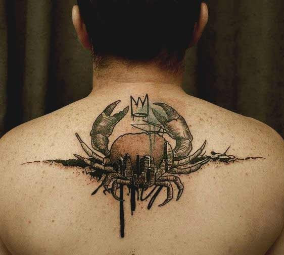 ddf02a5f4 50 Best Cancer Tattoos Designs and Ideas For Zodiac Sign