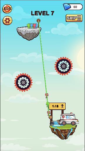 Rescue Hero - Rope Puzzle 1.3 screenshots 4