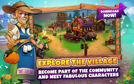 Télécharger gratuit Farmer's Fairy Tale APK MOD 2