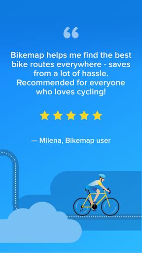 Bikemap - Your Cycling Map & GPS Navigation 11.13.0 Screenshots 7
