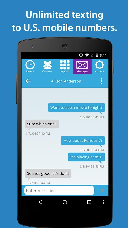 magicApp-Calling-Messaging 6