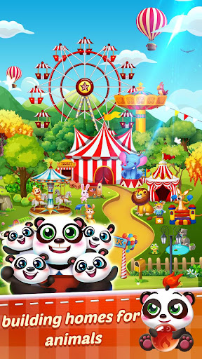 Bubble Shooter 3 Panda modavailable screenshots 5