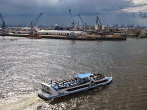 Photo: Harbor cruise