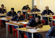 Inmates at Westville prison wrote their final matric exam paper on Tuesday morning.
