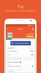 foodpanda Order Food Delivery- screenshot thumbnail