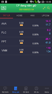 VCBS Mobile Trading- screenshot thumbnail