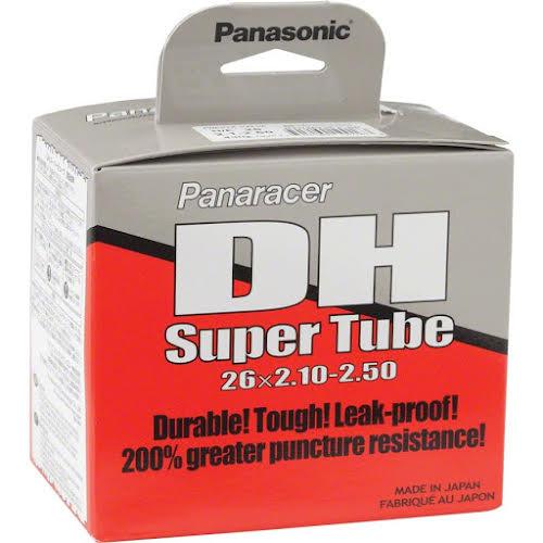 "Panaracer DH SuperTube 26"" x 2.1-2.50"" 36mm Presta Valve Tube"