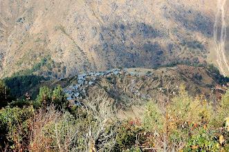 Photo: NEPAL-Thule Sybru village