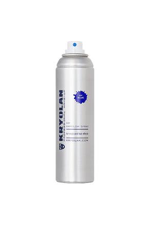 UV hårspray, blå