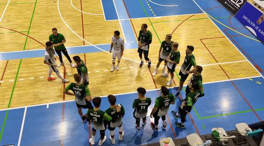 (3-0): Unicaja Costa de Almería pone la flecha hacia arriba