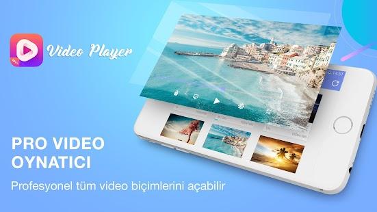 MP3 Müzik Çalar Ve Video Oynatıcı Program Ekran Görüntüsü