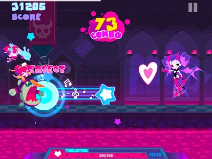 Muse Dash Screenshot
