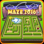 Mystery Maze Laberinto Icon