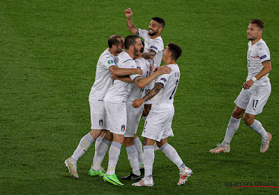 """La presse unanime pour saluer la victoire et le jeu proposé par l'Italie : """"C'est comme ça que nous voulons vous voir !"""""""