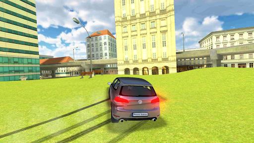 Code Triche Golf Drift Simulator APK MOD screenshots 4