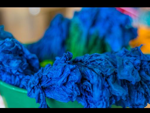 #feutre #laine #artisanat #art #Natural color #Indigo #Textile #Création murale #decoration #écologique #inspiration # couleur naturelle #Interior #Design #Natural #madeinfrance