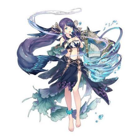 シノアリス 人魚姫 ミンストレルの評価と入手方法
