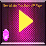 Cloud MP3 Music Player Icon
