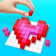 Cubes Art - Assemble object unique puzzle APK