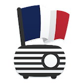 Radios France: FM Radio and Internet Radio Icon