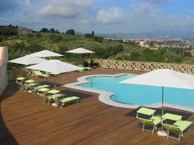 Villa Tolomei Hotel Florence Pool