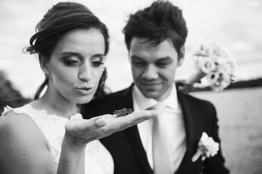 Wedding photographer Lena Gedas (goodlife). Photo of 24.10.2017