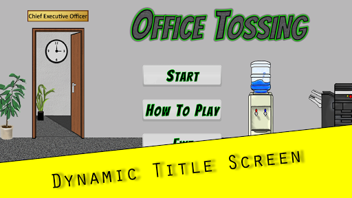Office Tossing 1.4.7 APK MOD screenshots 1