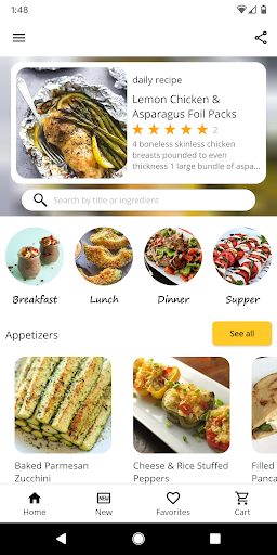 Healthy Recipes Apk 1
